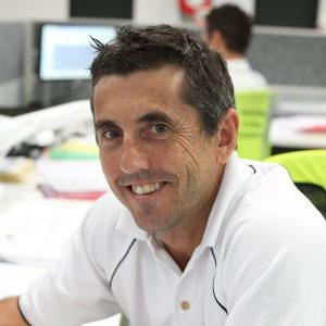 Mat Jennings - Freight Services Manager WA